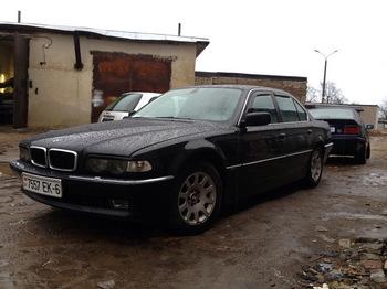 BMW e38 730d