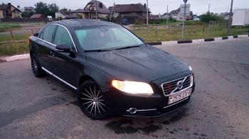 Volvo s80(2012)