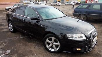 Audi a6c6 3.0i